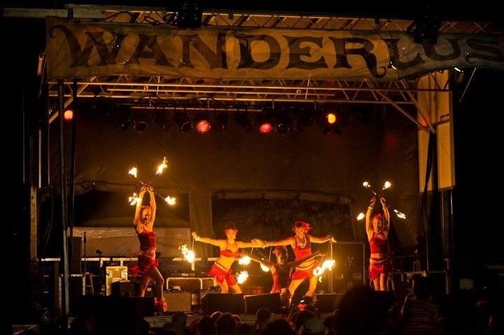 San Francisco Fire Dance Festivals